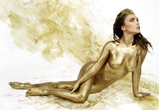 Золото на серебре: Ольга Серябкина