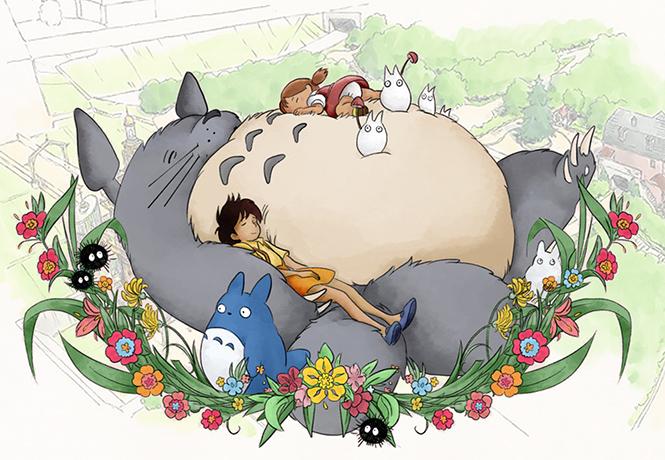 Фото №1 - Добро пожаловать в Гиблиленд! В Японии откроется тематический парк по мультфильмам Миядзаки