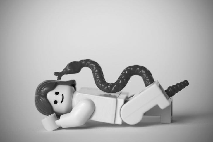 Фото №9 - Классика Lego