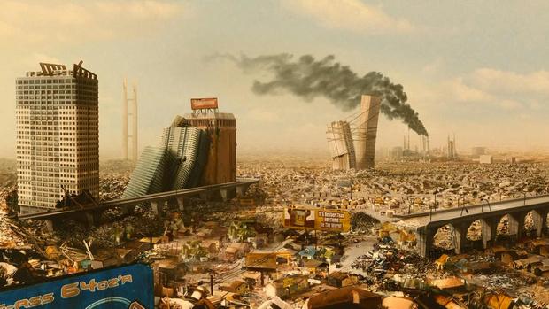 Фото №1 - Футурологический прогноз на ближайшие 200 лет для Козерогов