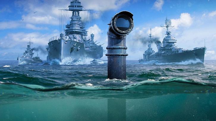 Фото №1 - Первые подводные лодки World of Warships готовы к испытаниям