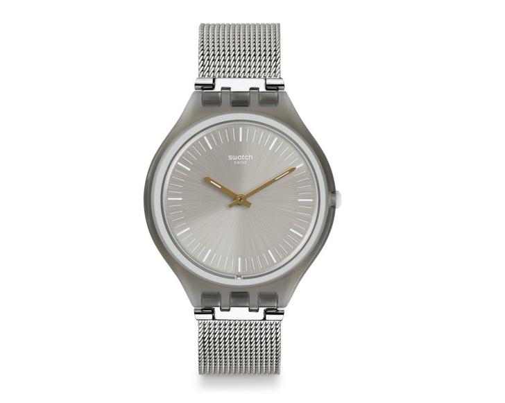 Фото №2 - Твой ход: Swatch представляет самые утонченные часы