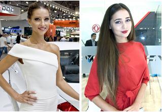 Лучшие девушки Московского международного автосалона — 2016