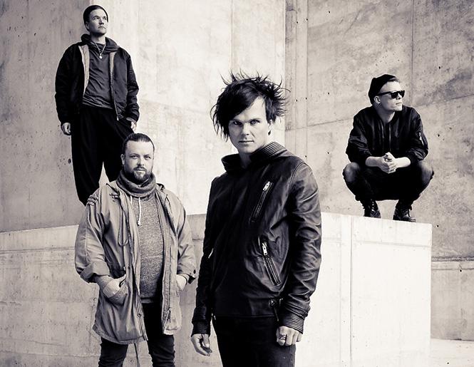 Фото №4 - Выиграй билеты на концерт и живую встречу с легендарными HIM и The Rasmus