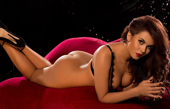 Фото №6 - 100 самых сексуальных женщин страны 2013. Места с 40 по 31