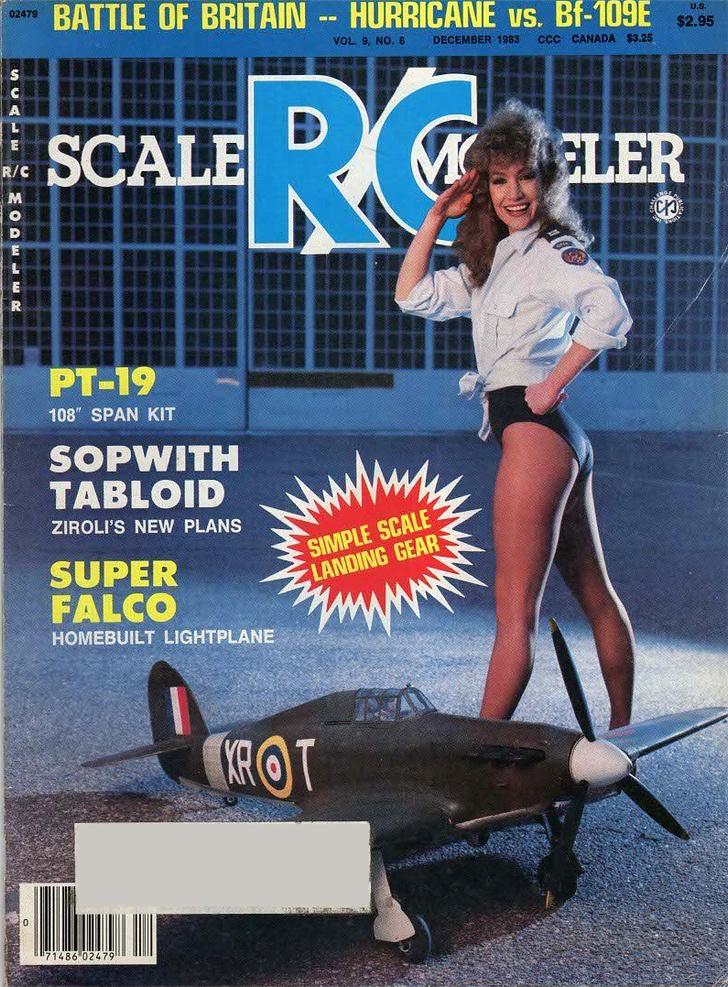 Фото №11 - Времена, когда авиамоделирование было сексуальным!