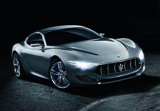 Новый концепт Maserati - машина, в которой можно курить на большом ходу