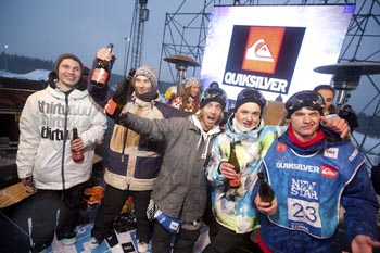 Фото №1 - Quiksilver New Star 2012 by Nokia Lumia