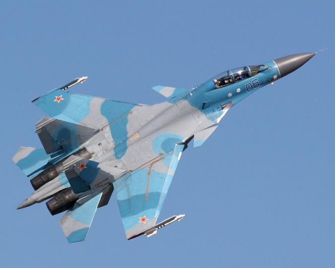 Маневр русского Су-30СМ вызвал восхищение мировых авиационных знатоков