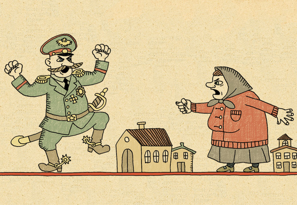 Фото №1 - Грани брани. Откуда произошли ругательства, которыми славится красивый и нежный русский язык