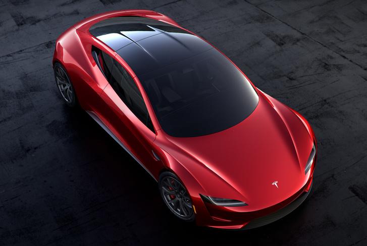 Фото №5 - Tesla представила новый спорткар, и он слишком быстр для этой планеты