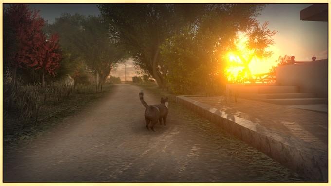 Фото №2 - Трейлер видеоигры, в которой нужно будет играть за обычного кота