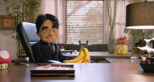 Фото №3 - Умер глава Nintendo Сатору Ивата