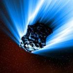 Эффект бразильского ореха на астероидах