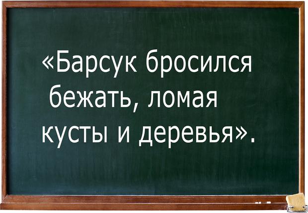 Фото №1 - Еще 25 смешных цитат из школьных сочинений