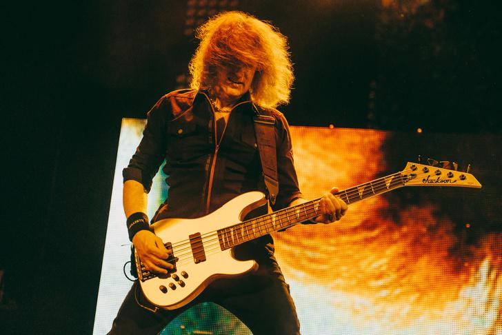 Фото №33 - Megadeth подняли температуру в Москве — посмотри и приобщись!