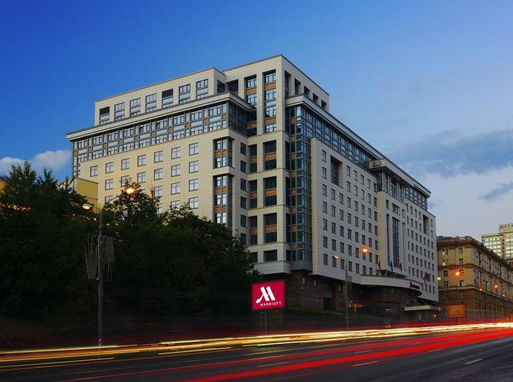 Фото №1 - Marriott Hotel Novy Arbat: не только приютит, но и развлечет