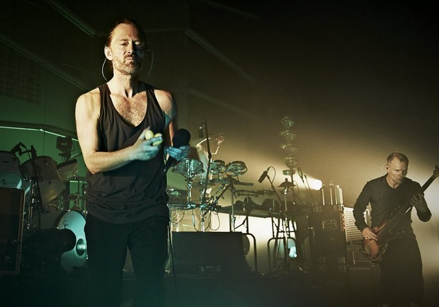 Фото №1 - Группа Radiohead полностью удалилась из Интернета