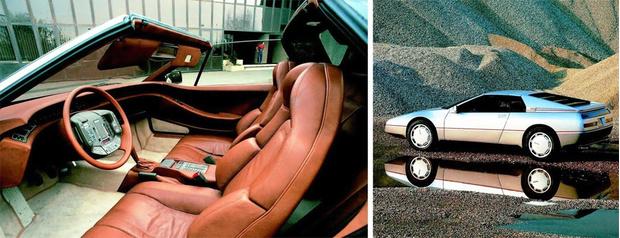Фото №4 - Как представляли в прошлом автомобили будущего