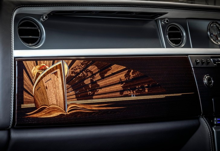 Фото №5 - Из ворот завода в Гудвуде выехал последний Rolls-Royce Phantom VII