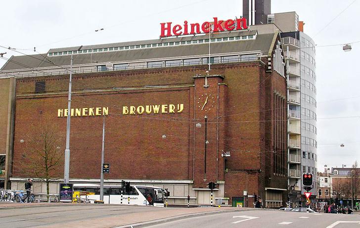 Фото №1 - Музей Heineken Experience