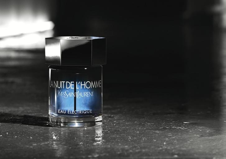 Фото №1 - La Nuit De L'Homme eau Électrique: разряд электричества во флаконе