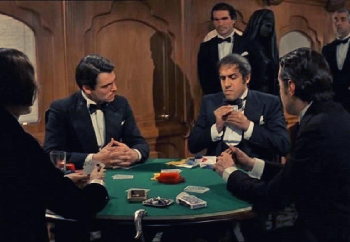 История карточных игр казино лучших онлайн казино