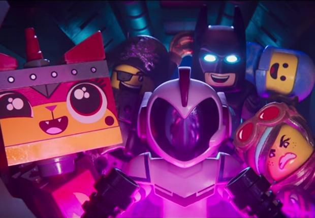 Фото №1 - Недетский первый трейлер «Лего. Фильм — 2». На русском!
