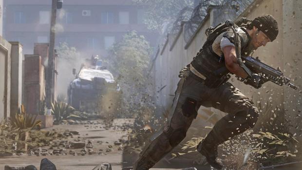 Фото №6 - Дежурство экзоскелетов. 5 причин ждать выхода новой игры Call of Duty: Advanced Warfare