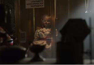 Русский трейлер третьего фильма «Проклятие Аннабель»