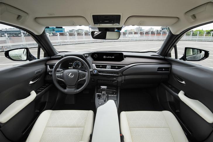 Фото №5 - Lexus UX: необыкновенный кросс