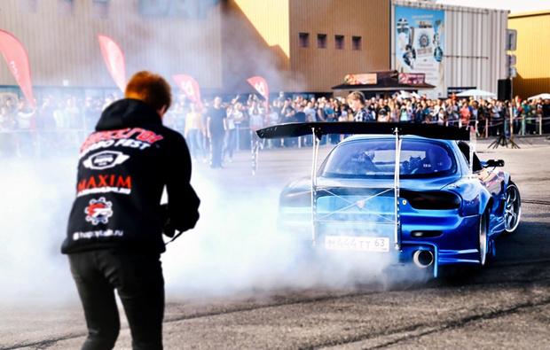 Фото №6 - Spectrol Turbo Fest откатал последние шоу в этом году