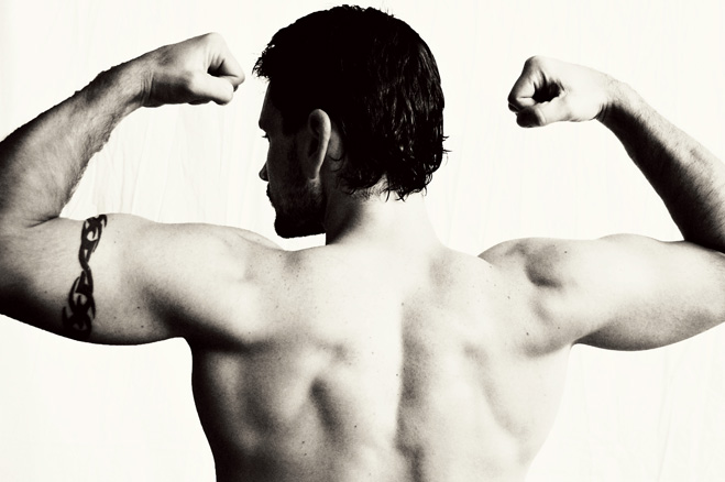 Как увеличить рельефность мышц