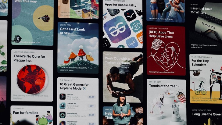 Фото №1 - На Apple подали в суд за монополию AppStore
