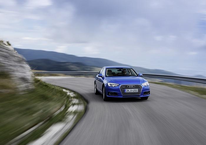 Фото №1 - Такая разная, новая Audi
