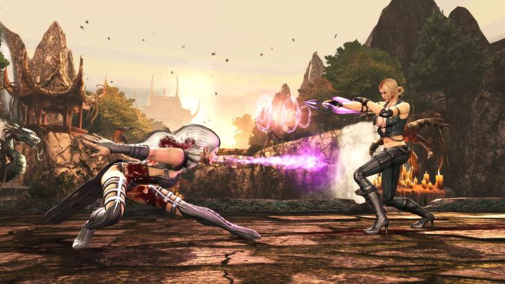 Фото №1 - Mortal Kombat