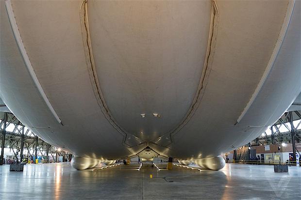 Фото №3 - Запредельно громадный мега-дирижабль Airlander 10 готов к запуску!