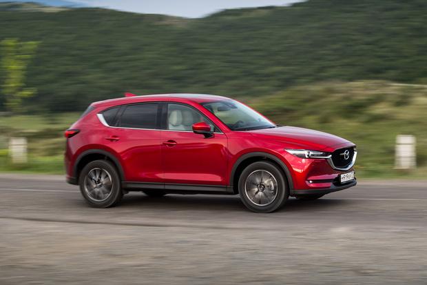 Фото №6 - Кое-что о новом поколении Mazda CX-5