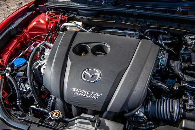 Фото №7 - 5 причин влюбиться в новую Mazda 6