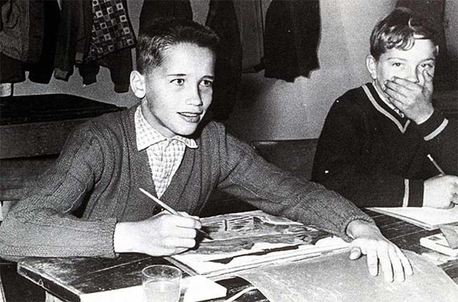 Фото №12 - 20 редких фотографии Арнольда Шварценеггера— смотрим в его день рождения