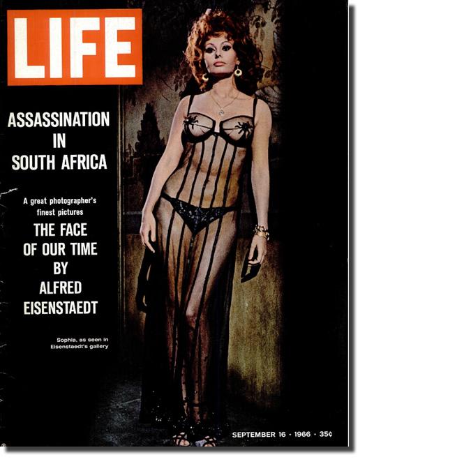 Фото №24 - Самые выдающиеся обложки в истории журнала Life