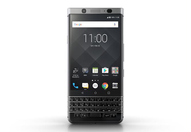 Blackberry KeyOne или Land Rover C20? Как купить необычный смартфон