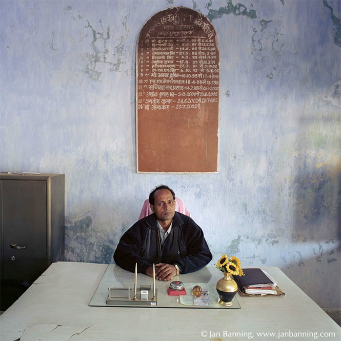 Фото №5 - Как выглядят кабинеты чиновников и служащих в разных странах