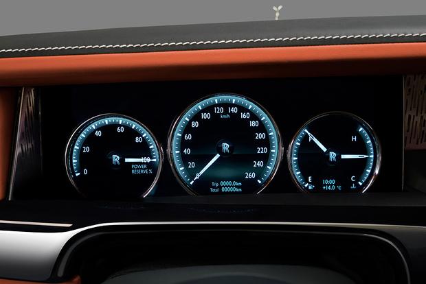 Фото №9 - Rolls-Royce Phantom VIII: представлен самый роскошный автомобиль от начала времен