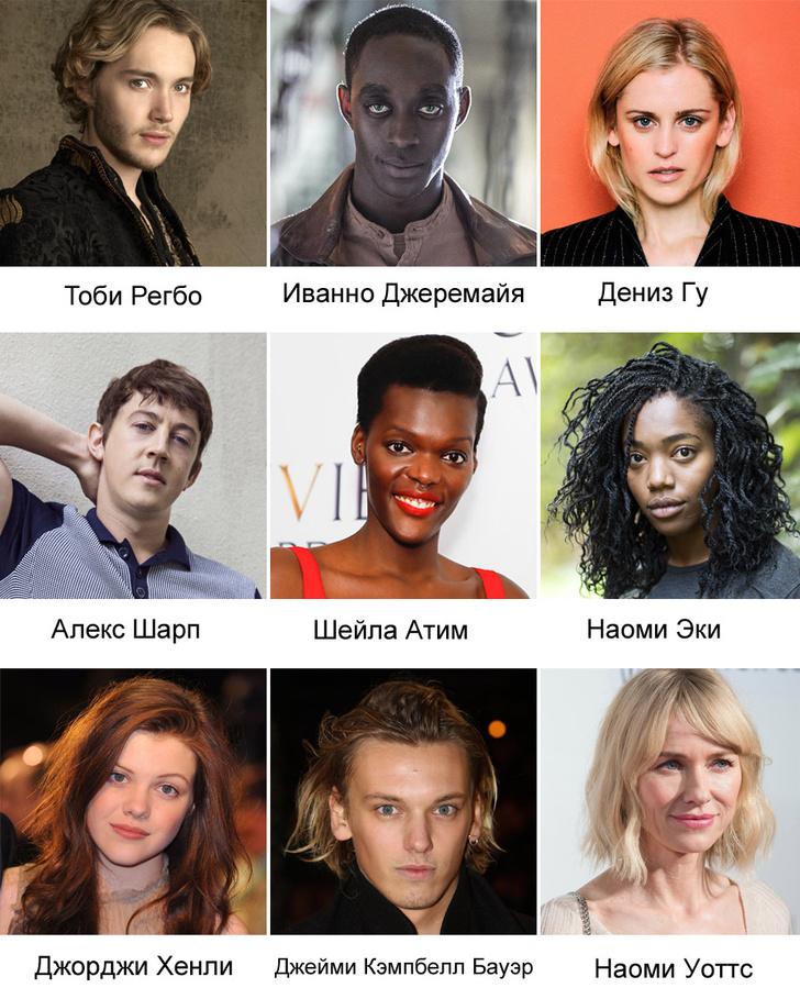 Фото №2 - Вот какие актеры появятся в приквеле «Игры престолов»