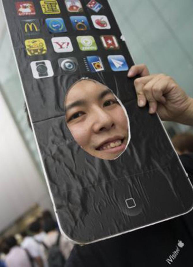 Фото №14 - Самые нелепые примеры косплея iPhone в истории!