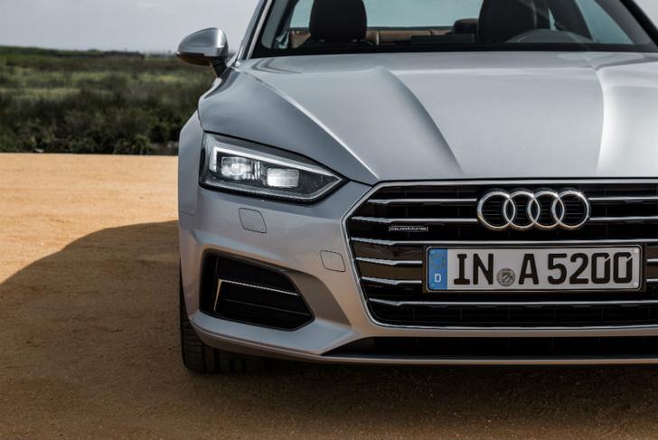 Фото №3 - Быстрее, выше, сильнее: спортивные новинки  Audi A5 и Audi S5 Coupé