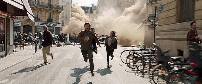 Фото №2 - Ольга Куриленко давится туманом в фильме-катастрофе «Дыши во мгле»