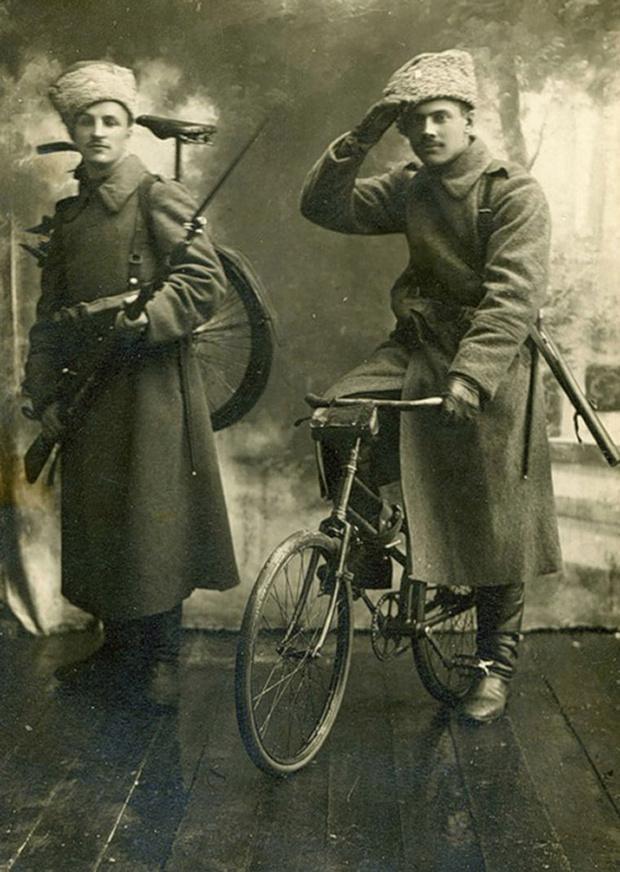 Фото №26 - Непридуманная история велосипедных войск
