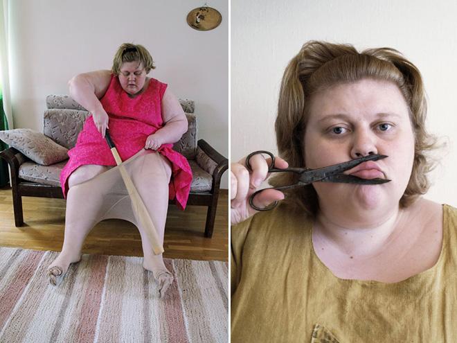 Фото №16 - Эта художница делает самые странные фотографии в мире!